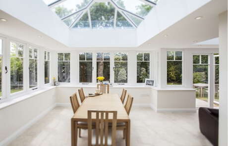 Energy-efficient new build conservatories | 1st Homes Colchester, Essex