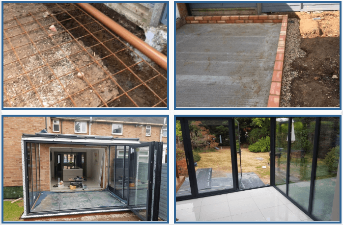 Planning is no problem, We take care of every detail to ensure the process is smooth. Base to brickwork and frames to roof, 1sr Homes have got it covered