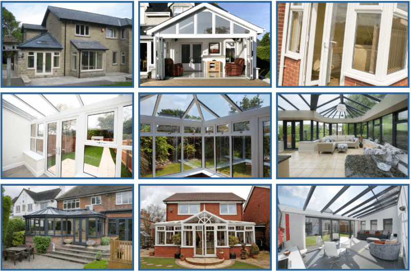 Available in a wide range of colours and designs, 1st Homes are the clear choiice when choosing a conservatory.