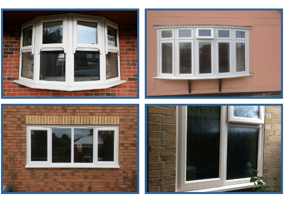 Grid of four casements windows available in a range of colours and styles to suit any home