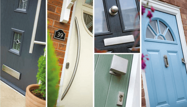 Composite doors from 1st homes are as unique as you'd like them to be