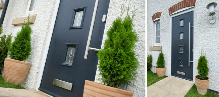 Composite doors can be the great 1st impression to your guest when the visit your home.