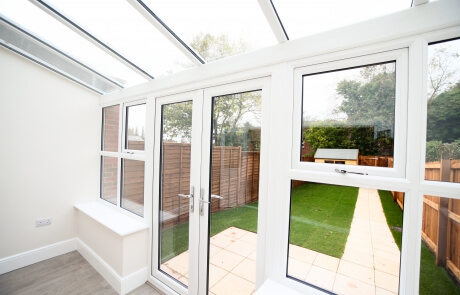 Energy Efficient French Doors by 1st Homes, Colchester Essex