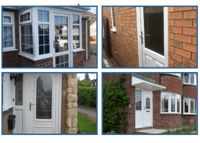 The look of your front door offers a first impression to callers to your home. With a Upvc door from 1st homes you can make sure its a good one.