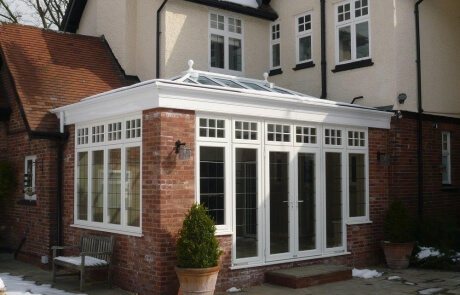 Energy efficient conservatories | 1st Homes Colchester, Essex