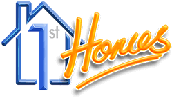 1st Homes logo
