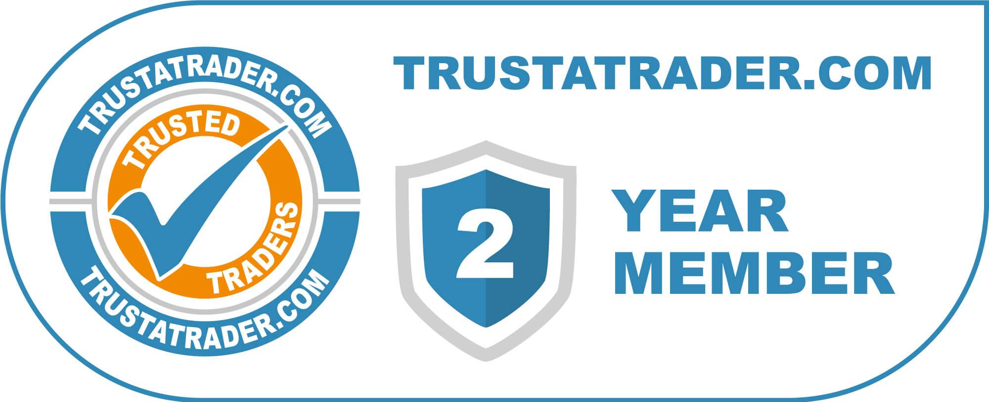 1st Homes 2 Year member of TRUSTATRADER.COM