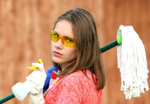Double glazing colchester window cleaning tools