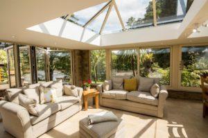 Conservatory Roof Inside Essex