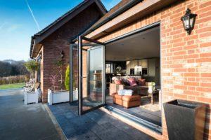 Aluminium Bifold Door Prices Colchester