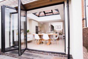 Aluminium Bi-Fold Doors Essex