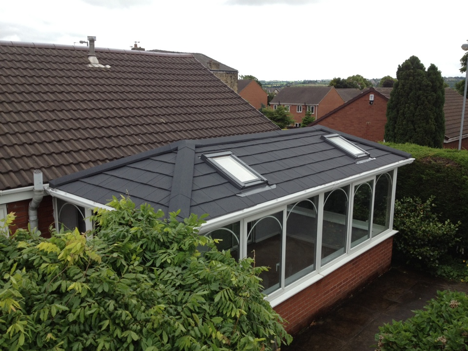 Conservatory Roofs Colchester