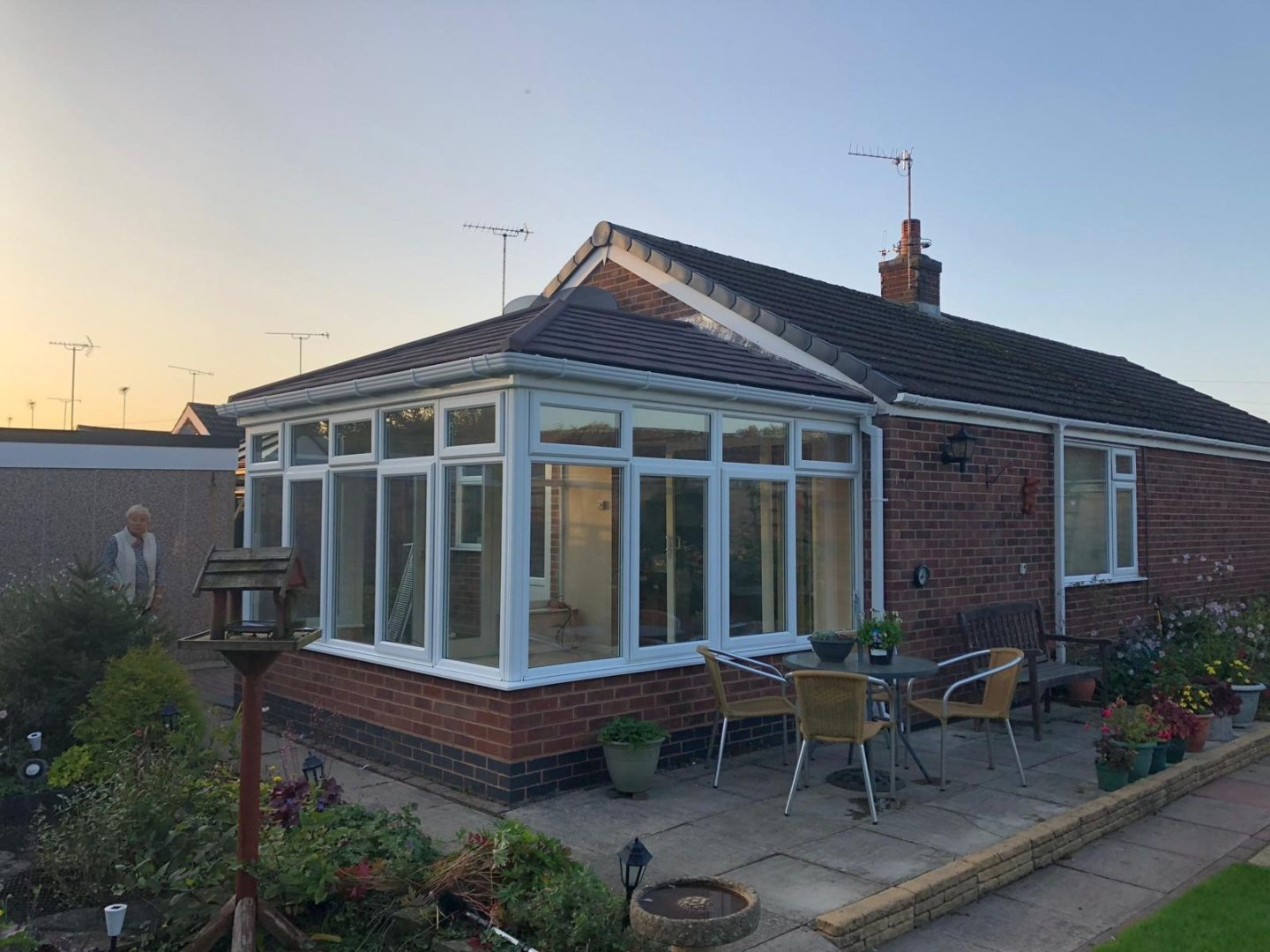 Solid Tiled Conservatory Roofs
