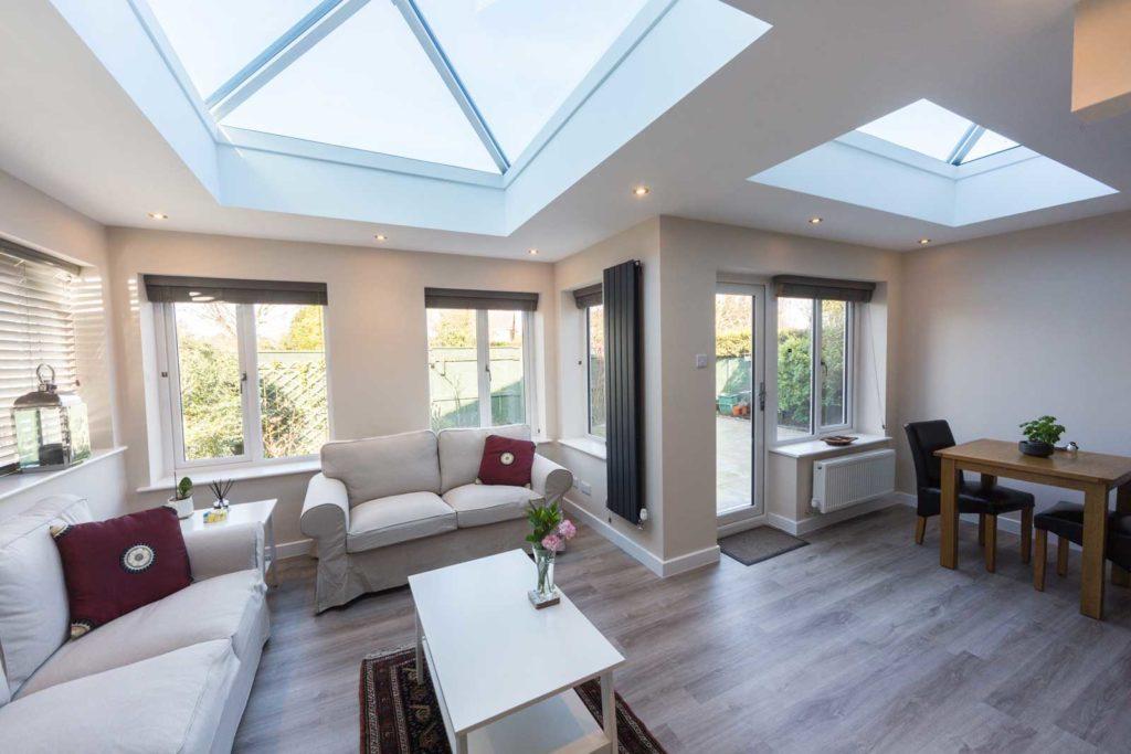 triple glazing cost chelmsford