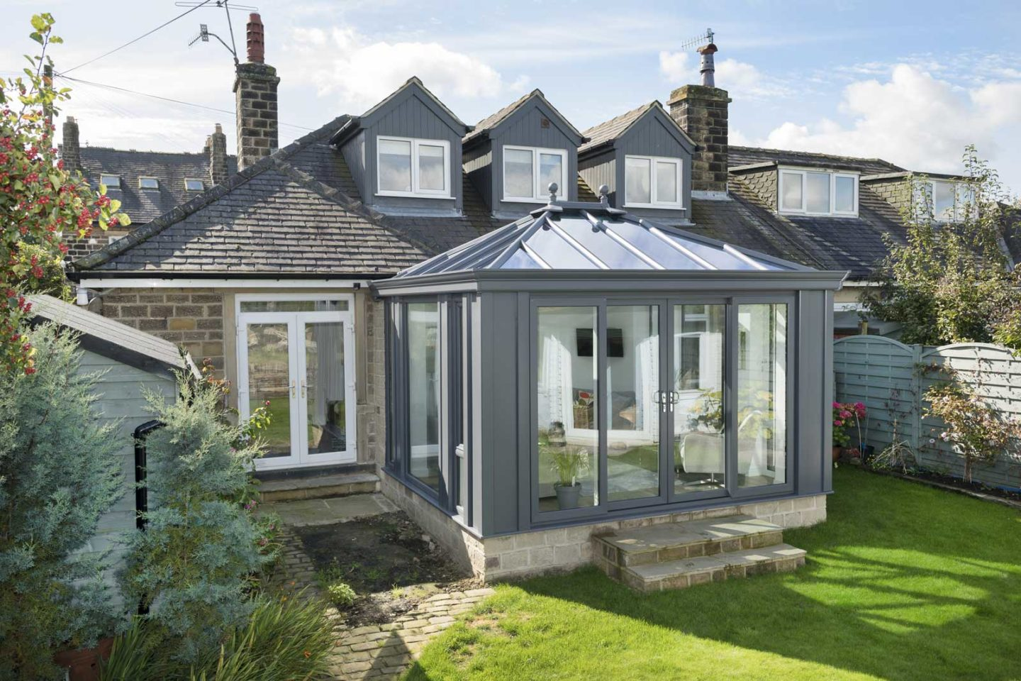 triple glazing cost brentwood