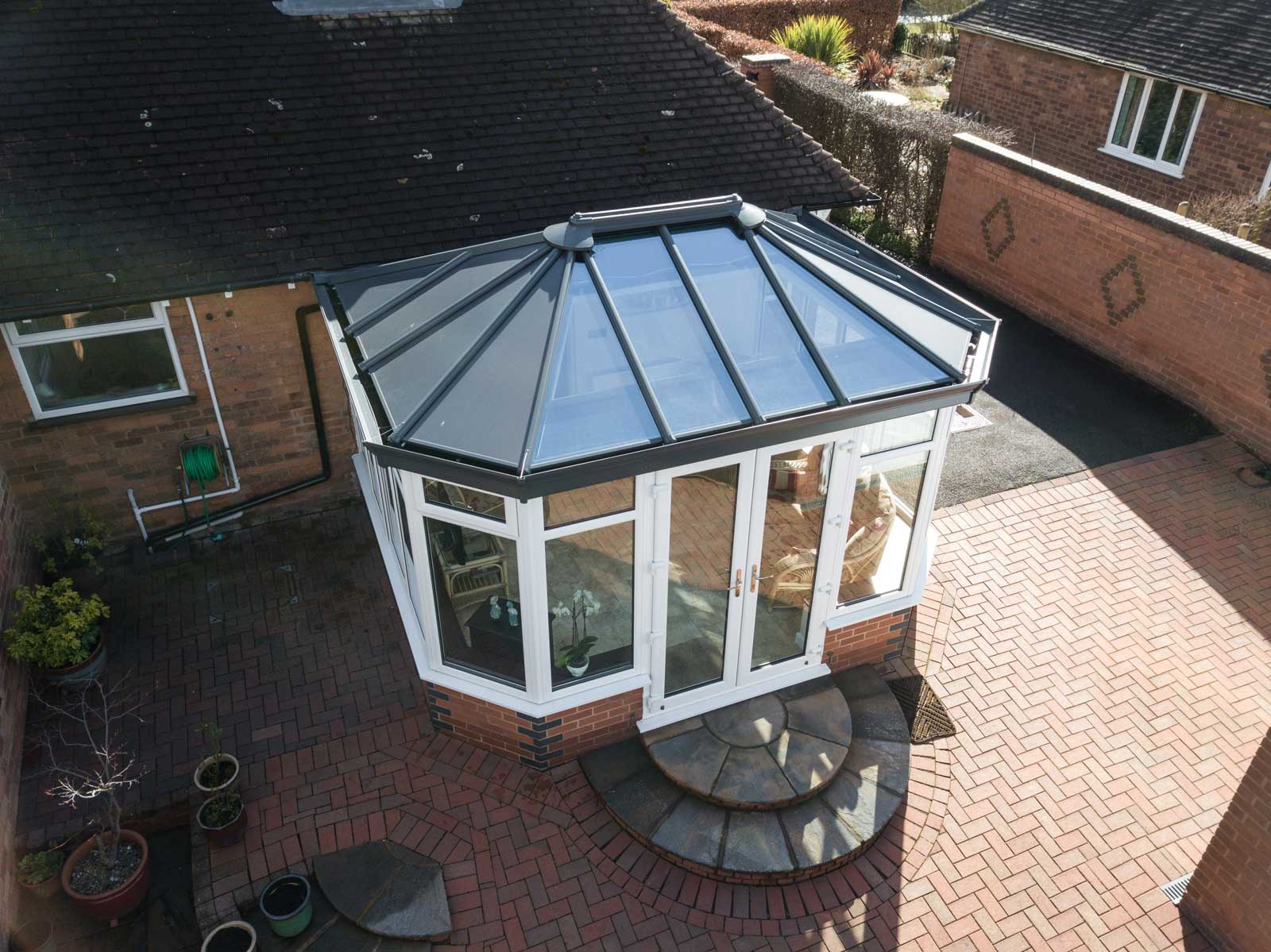 triple glazing roof brentwood