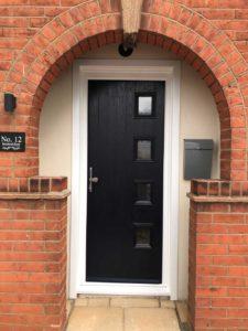 Black Doors Essex