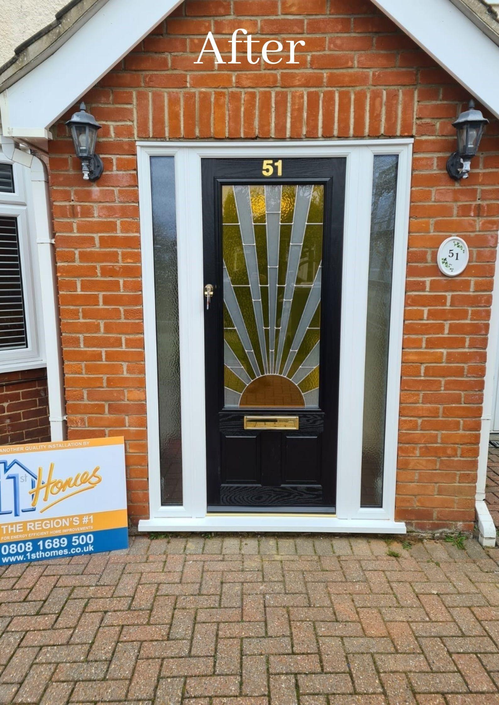 Composite Door Installation Essex