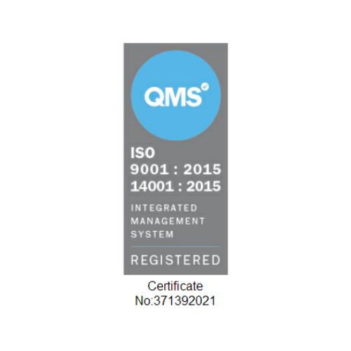 ISO-Registered