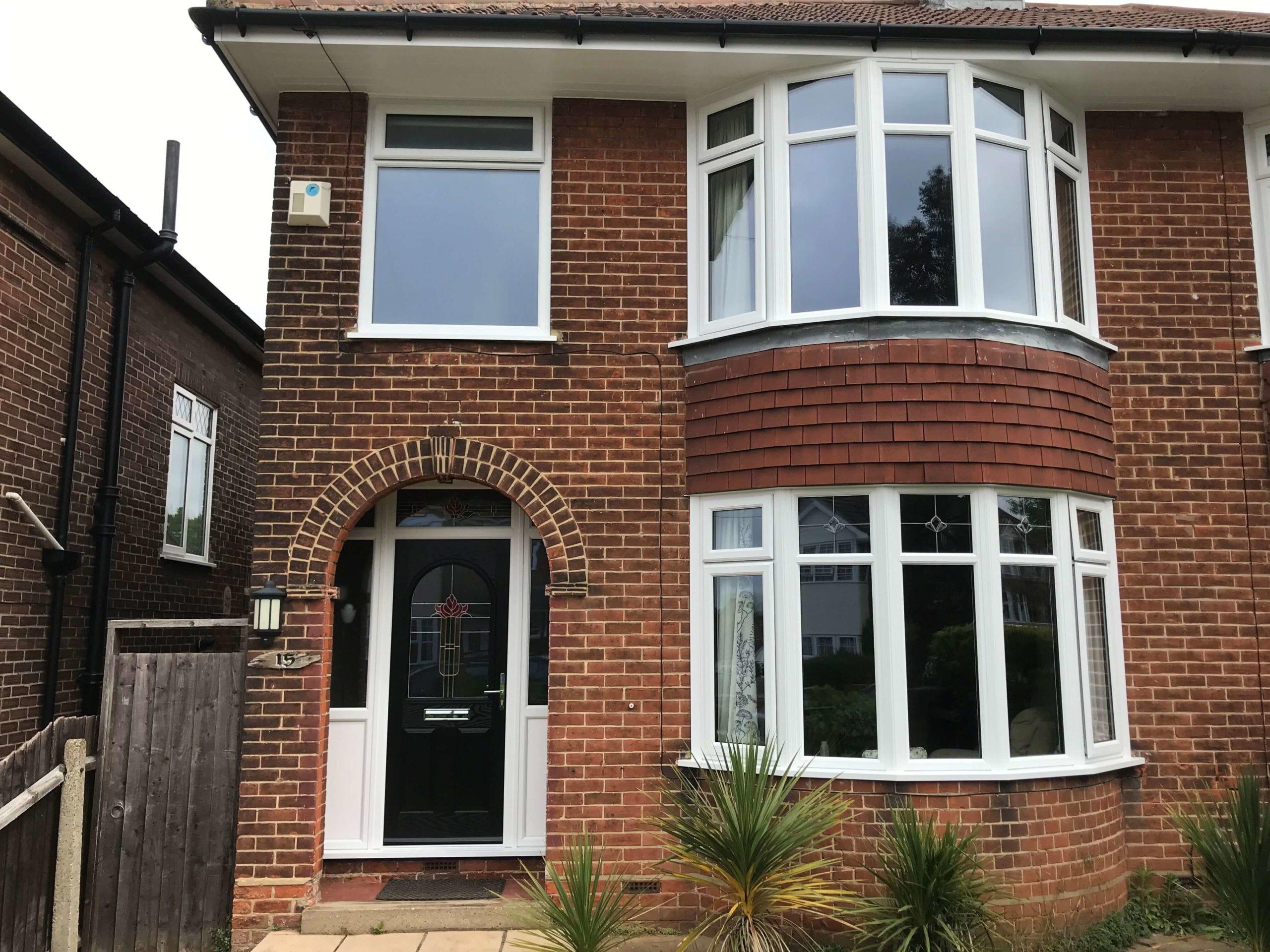 Bay Window and Composite Door Installation Colchester