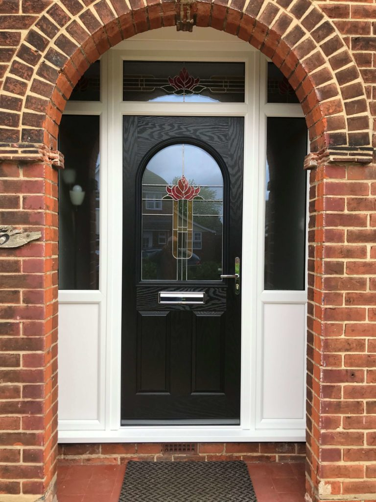 composite door installation colchester
