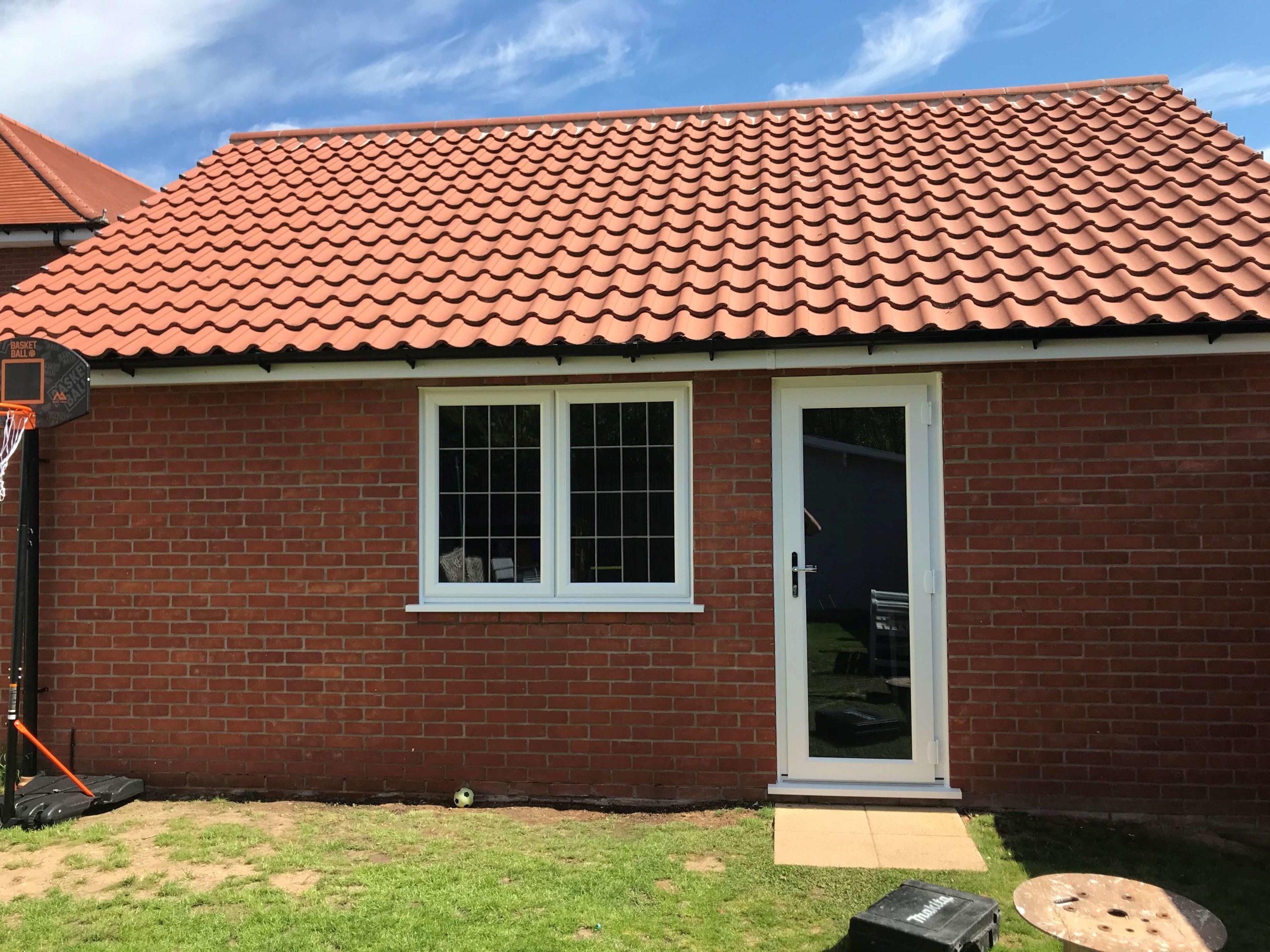uPVC Window & Door Garage  Opening Essex